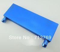 Wholesale x x mm MAluminum water Cooling Block for CPU Radiator Heatsink Cooler CPU VGA GPU