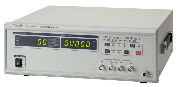 Lcr Meter High Voltage : Digital lcr meter rk c ac dc kv withstand voltage