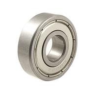 Wholesale 10 x x mm Z Silver Tone Shield Premium Ball Bearing