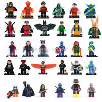 avengers collection set - Marvel Super Heroes Collection Figures The Avengers Guardians of the Galaxy Building Blocks Sets Classic Toys Bricks