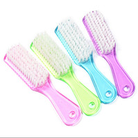 Plastic Clean Shoe Brush Clothing Brush JB3