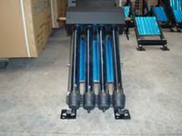 Compra Heat pipe solar water heater-Colector Solar de Calentador Solar de Agua Caliente, 4 unidades de vacío Tubos, tuberías de calor Tubos de vacío,