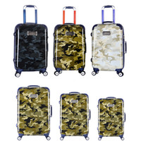 Wholesale 70th Anniversary D day Normandy Land of Liberty Limited Edition luggage colors quot quot quot suitcase