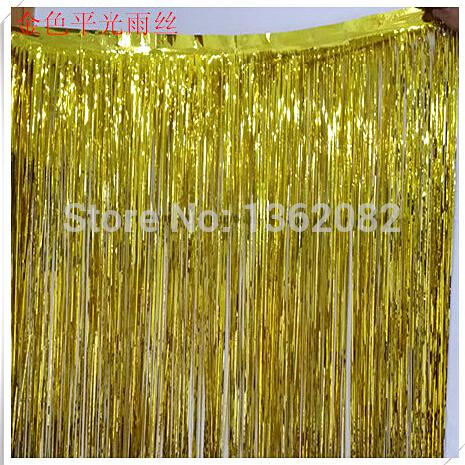 Hot Selling 1x2 M Shimmer Foil Tinsel Curtains Party Christmas Decoration  Wedding Birthday Door Curtain Photographs Backdrop MO157 Tinsel Curtain  Foil Door ... - Hot Selling 1x2 M Shimmer Foil Tinsel Curtains Party Christmas