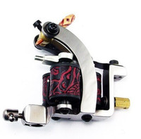 Wholesale Professional Shader Tatoo Machine Gun Motors Wrap Coils WS M209 for beginner tattoo kits supplies