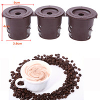 coffee filter - Coffee Cafe Cup Reusable Single Mesh Filter K CUP Set Cooking Tools Coffee Tea Tool H13647
