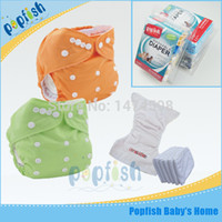 Wholesale Gift Packing Disposable Fashion Cute Printed Baby Diapers Perfect Baby Cloth Diaper Nappies Reusable