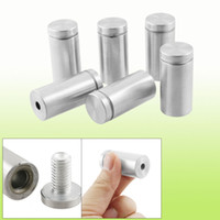 Wholesale 6 mm x mm Stainless Steel Frameless Standoff Clamp Hardware for Glass