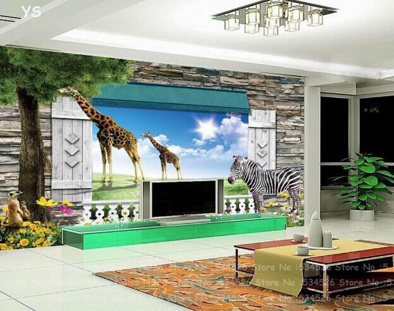sea animal photo tapete 3d wallpaper for kids room papel. Black Bedroom Furniture Sets. Home Design Ideas