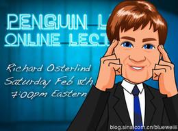 Wholesale Penguin Live Online Lecture Richard Osterlind