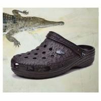 garden clogs shoes - New summer Women s Clogs sandals lady s beach sandals slippers garden shoes EVA hole shoes