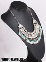 Cheap silver necklace Best statement necklace