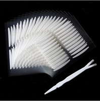 big fork - sheet Super D invisible double sided eyelid tapes big eyes double faced double eyelid tape with eyelid fork