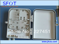 application project - 1 PLC Splitter Box Cores FTTH Distribution Box in FTTH project Suitable for corridor basement room and outdoor application