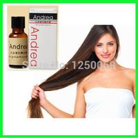 Wholesale Hot original Andrea Hair Growth Essence Hair Loss Liquid ml days only fast hair growth essence treatment