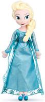 Wholesale Frozen Plush PusheenToys set Cute CM Princess Elsa Anna Plush Dolls Brinquedos Kids elf on the shelf Doll