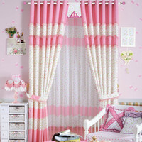 Wholesale Curtains Rope Curtain Kids Real Excluded Woven Home Hotel Printed Blinds Cortina Hot Sales Rustic Curtain for