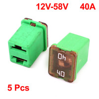 auto fuse link - 5 Auto Car Straight Female Terminals Link PAL Fuse V V AMP Green