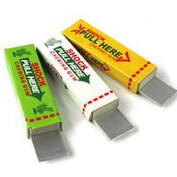 Wholesale Safety Electric Shocking Toy Shock Chewing Gum Trick Joke Prank Gadget Tool Fun