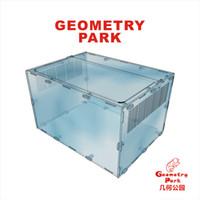 Wholesale Acrylic reptile box Acrylic reptile terrarium cm cm cm