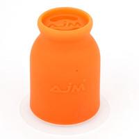 air freshener for car - Orange Red Bottle Shaped CK Perfumed Air Freshener for Car