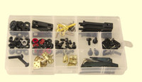 Wholesale Pro DIY Kit of Parts and Accessories for Tattoo Machine Repair and Maintain