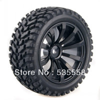 Wholesale x RC Pull Rally Car On Road or Off Road Wheel Rim Tyre Tire