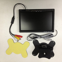 airplane view - FPV ground station inch TFT LCD Color Monitor Video Screen FPV Device For Airplane CCTV Car Revers Rear View Parking