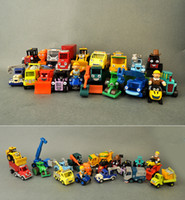 Wholesale Bob The Builder alloy car toy metal Construction Vehicles Models collection kids gifts Mix order