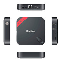 Beelink M7B Smart Android 4.4 TV Box Player Quad Core 4K H.265 2G / 8GB XBMC 2.4G / 5G doppio Wifi Bluetooth 4.0 Set Top Box V771