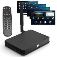 e8 android - Top sale Quad Core E8 Android TV Box Player Amlogic S802 Mali450 K G GB Dual Wifi XBMC Bluetooth Set Top Box V777