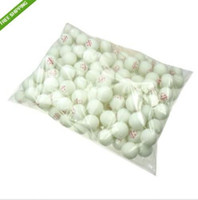 Wholesale 100pcs Star mm Olympic Table Tennis Balls Pingpong Balls white