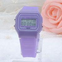 cheap digital watches - cheap digital watch Chronograph Vintage Digital Retro Sports Wrist Watch Clock Z MHM105 C4