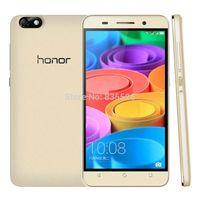 android phone cdma - Original Huawei Honor X G LTE Mobile Phone Quad Core GB RAM GB Android Dual SIM IPS p MP CDMA Smartphone