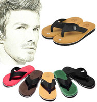 Wholesale Hot Factory Price Summer Fashion Casual Men s slippers Flat Sandals Leisure Soft Flip Flops EVA Massage Slipper Beach