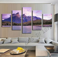 Cheap art paintings trees Best  painting wall art
