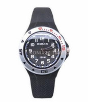 Cheap Hot Seller 2015 Sport Watch Small Plaid Strap 100 Meters Waterproof Japan Movement Freeshipping Wholesale @dhgate.com TD