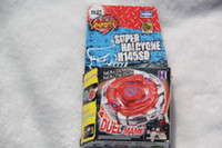 Wholesale 2015 New Arrive BEYBLADE METAL FUSION DARK BULL H145SD BB40 Without Launcher