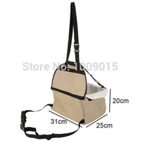 Wholesale NEW Comfortable Pet Dog Puppy Cat Kitty Car Seat Carrier Car Auto Vehicle Leash