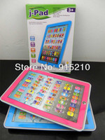 children toys - J pad English language Learning Machine Educational Toys y pad children toys with Light Colours Mixed