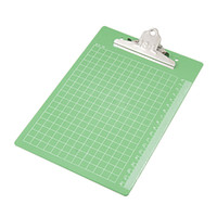 Wholesale Green Plastic Restaurant Memo Note Holder Writing Clipboard