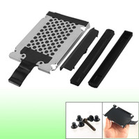 Wholesale Replacement Hard Disk Driver Cover Caddy Rails Screws for IBM Thinkpad T500