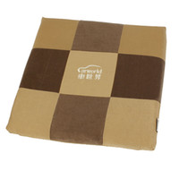 Wholesale Vehicle Car Dark Brown quot x quot Sponge Padded Seat Cushion Pad