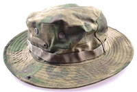 military hats and caps - New A TACS FG MARPAT WD Fishing Jungle Military Cap With Four Screened Side Vents and Branch Loops Boonie Hat