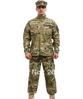 army bdu - US Military Airsoft USMC BDU Army Uniform CP Camo Men Combat Hunting Uniform f Wargame Paintball