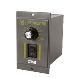 Wholesale DC DC V AC V Gear Motor Speed Control Switch