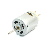 dc motor 12v - 6 V RPM Rotated Speed Double Shaft Electric DC Micro Motor