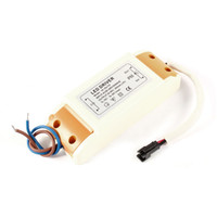 Wholesale AC85 V V mA Power Supply Driver Adapter for x1W LED StripLight