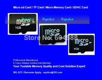 Wholesale 100pcs Cheap card GB GB with M Grade Cheap Quality Micro sd Memory card TF card Shenzhen Plant Promotion