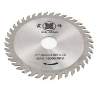 Wholesale Red mm x mm T Disc Wheel Slitting Saw Blade